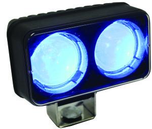 safe-lite blue spot light