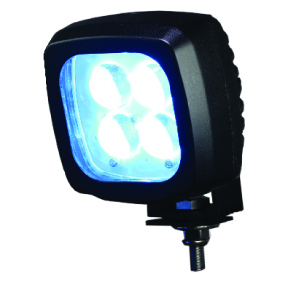 Big Blue Safety Spot light